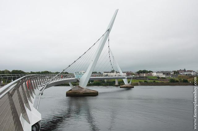 Puente de la Paz Irlanda del Norte