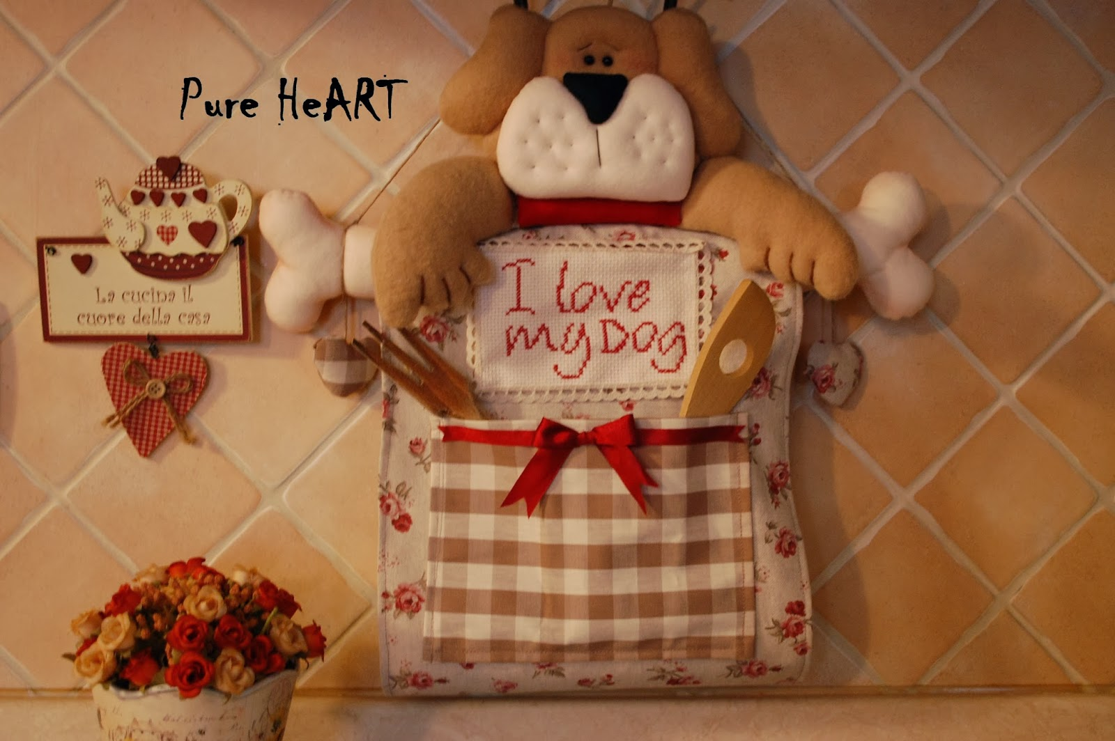 Cucito Country Cucina Pure Heart Di Francesca Pugliese We Love Country Kitchens
