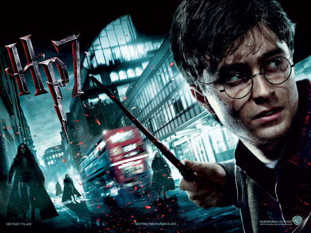 Harry Potter and the Deathly Hallows Part 1 2010 movieloversreviews.filminspector.com Daniel Radcliffe