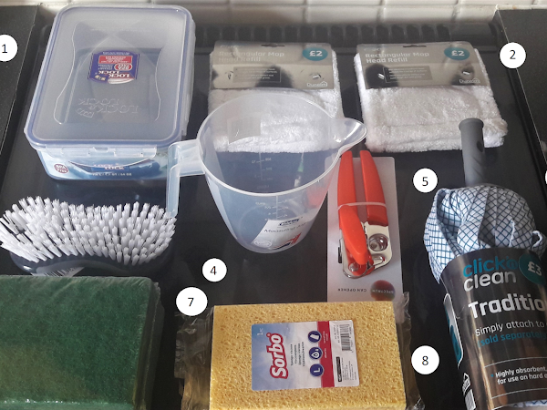 Dunelm Cleaning Haul UK