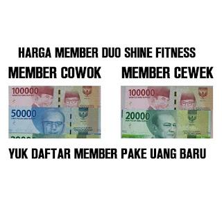 Meme Uang Rupiah Baru