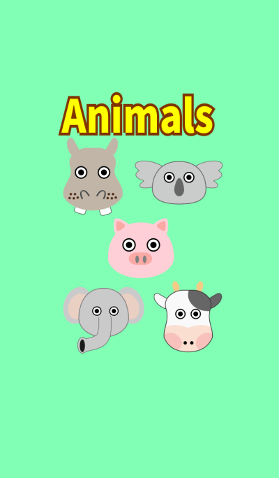 Face of Animals