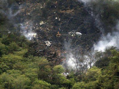 PIA PK-661 No Survivors, Aircraft Crashes Near Abbottbad (9)