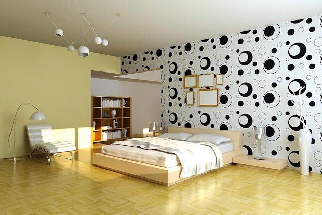 kamar yang unik