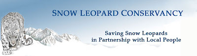 Snow Leopard Conservancy logo