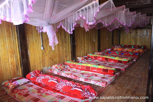 Overnight At Homestay In Sapa from Hanoi 2