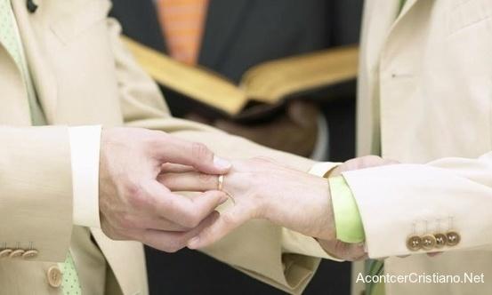 Matrimonio gay en Iglesia de Escocia