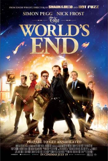 The World's End Subtitle Indonesia (Bluray)