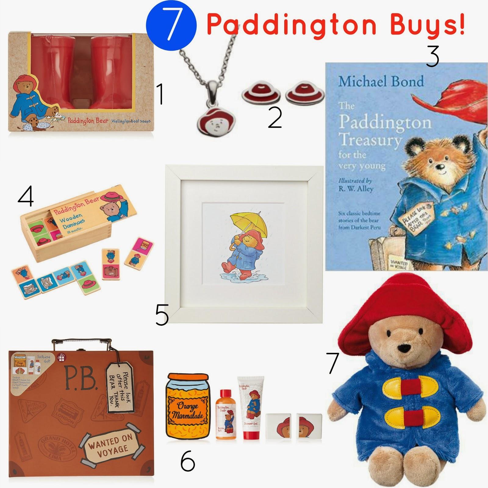 Get Ready For The Paddington Bear Take Over Mamas V I B