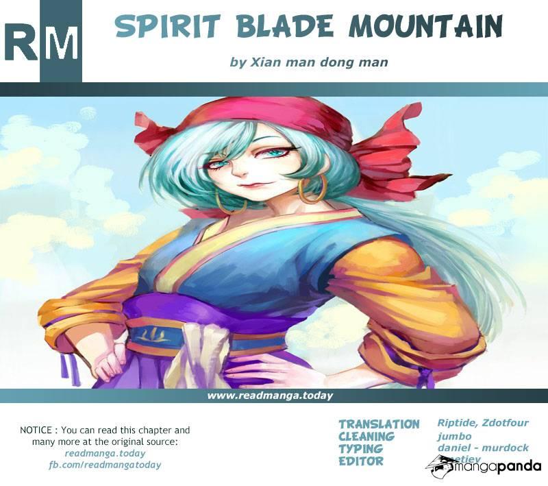 Spirit Blade Mountain - Chapter 36