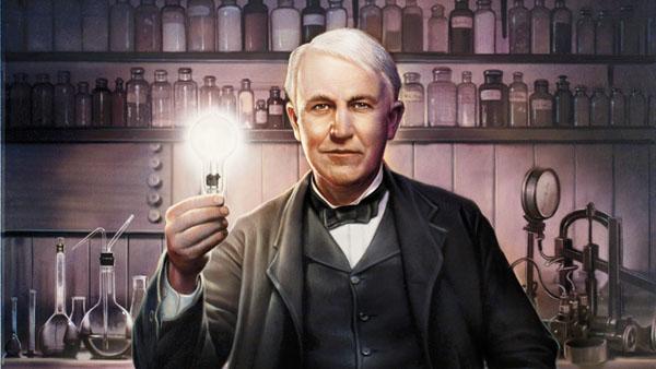 Biografi : Thomas Alva Edison