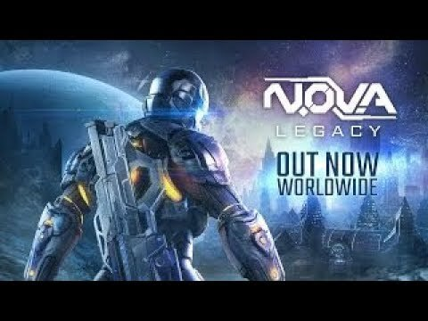 best games for android 2018 (N.O.V.A. Legacy)