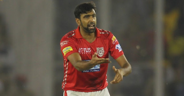 Ravichandran Ashwin 5 Worst Investment of IPL 2018