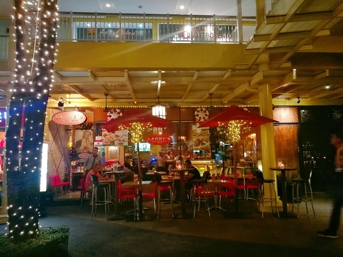 Larry's Café & Bar; 5 Foodie Place You Must Visit In BGC