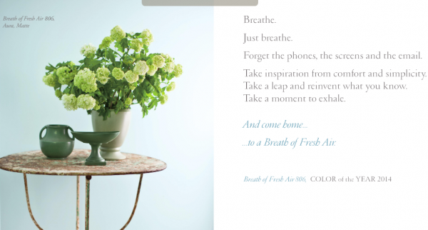 C b i d home decor and design color or neutral for Benjamin moore breath of fresh air