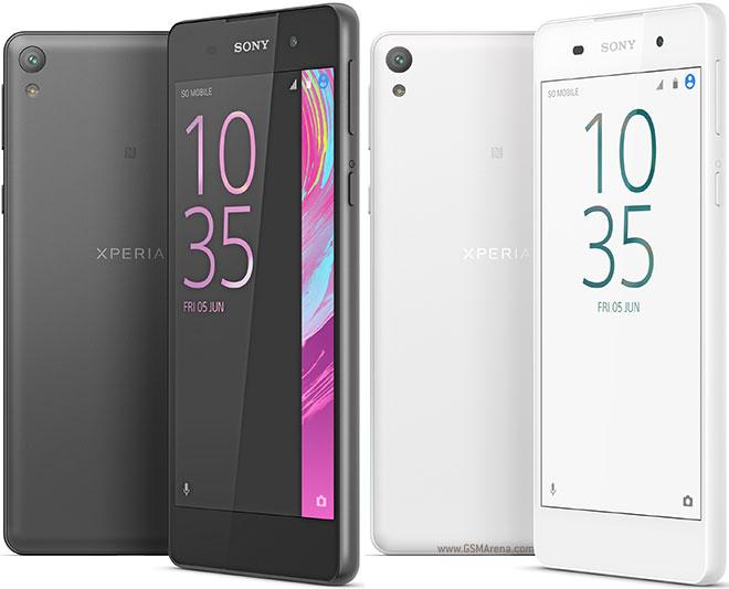 سعر ومواصفات موبايل سونى sony Xperia E5