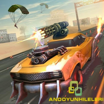 Death Race Road Battle v1.4 Hileli