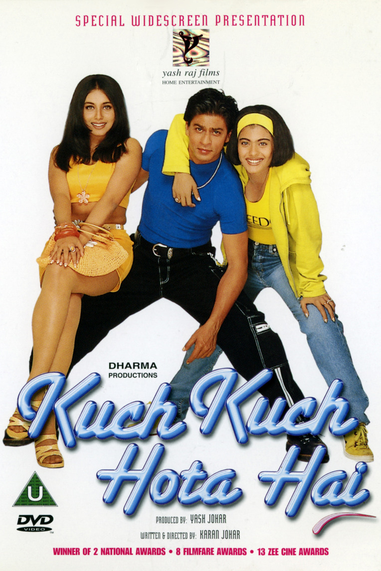 Nonton Film Kuch Kuch Hota Hai (1998)