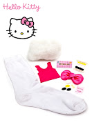 Hello Kitty Sock Kitty