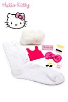 Hello Kitty Sock Kitty