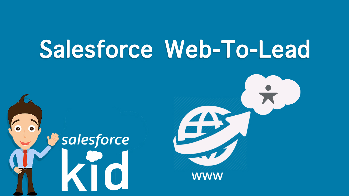 salesforce web to lead form by salesforcekid