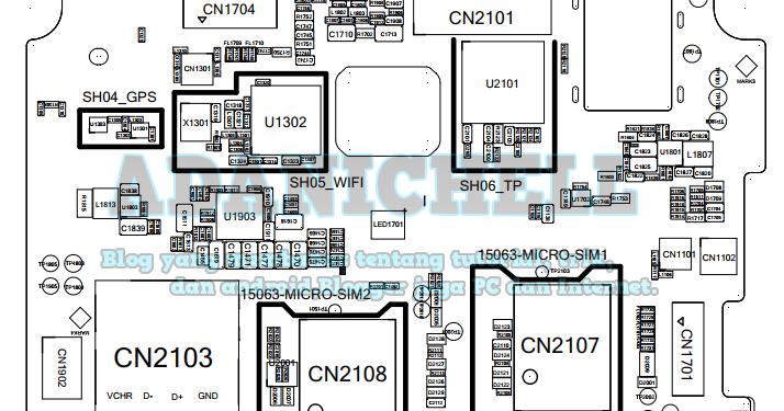 Download Skema Jalur Oppo A11w  Joy 3  Pdf
