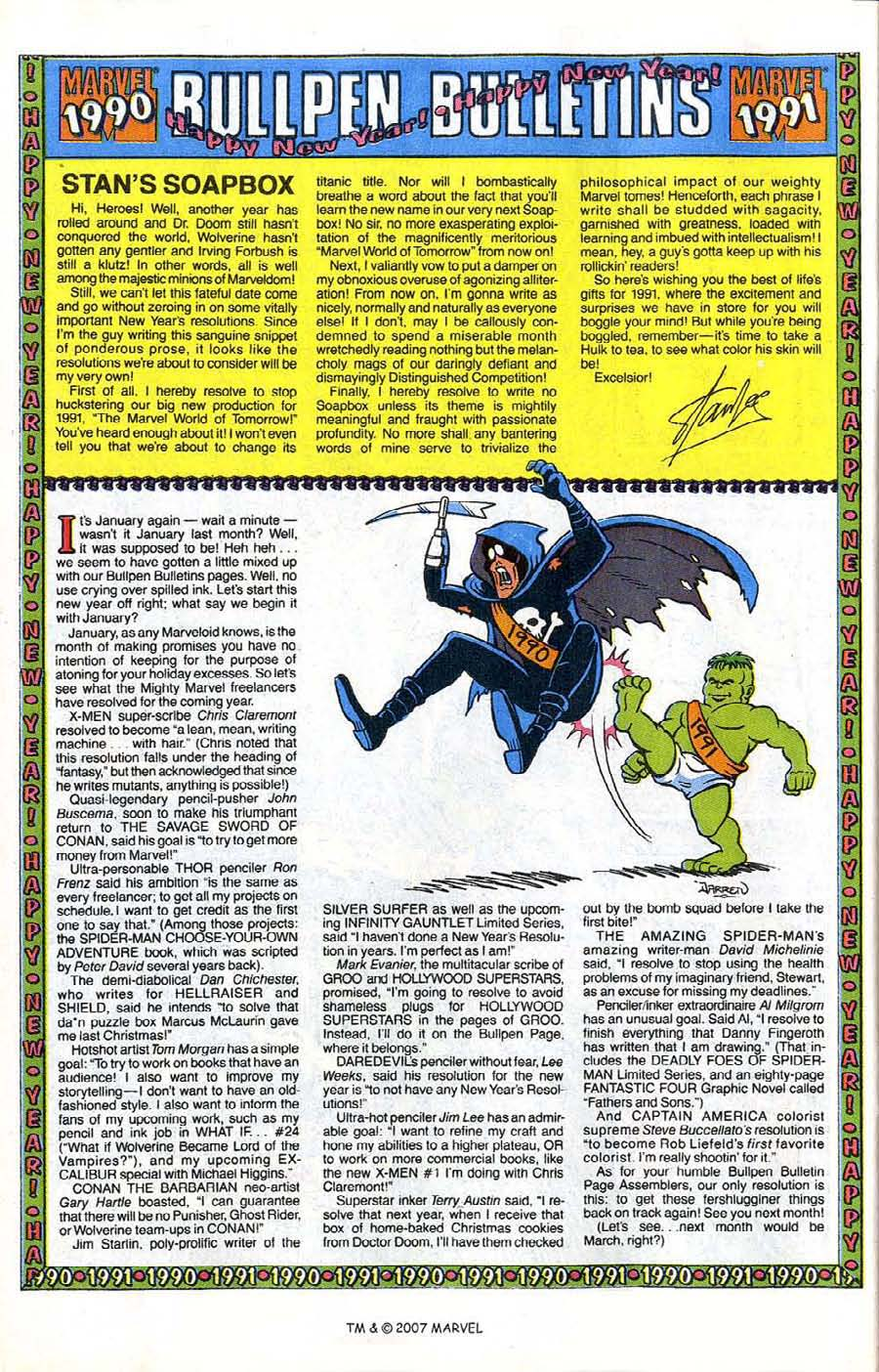 Read online Silver Surfer (1987) comic -  Issue #47 - 28