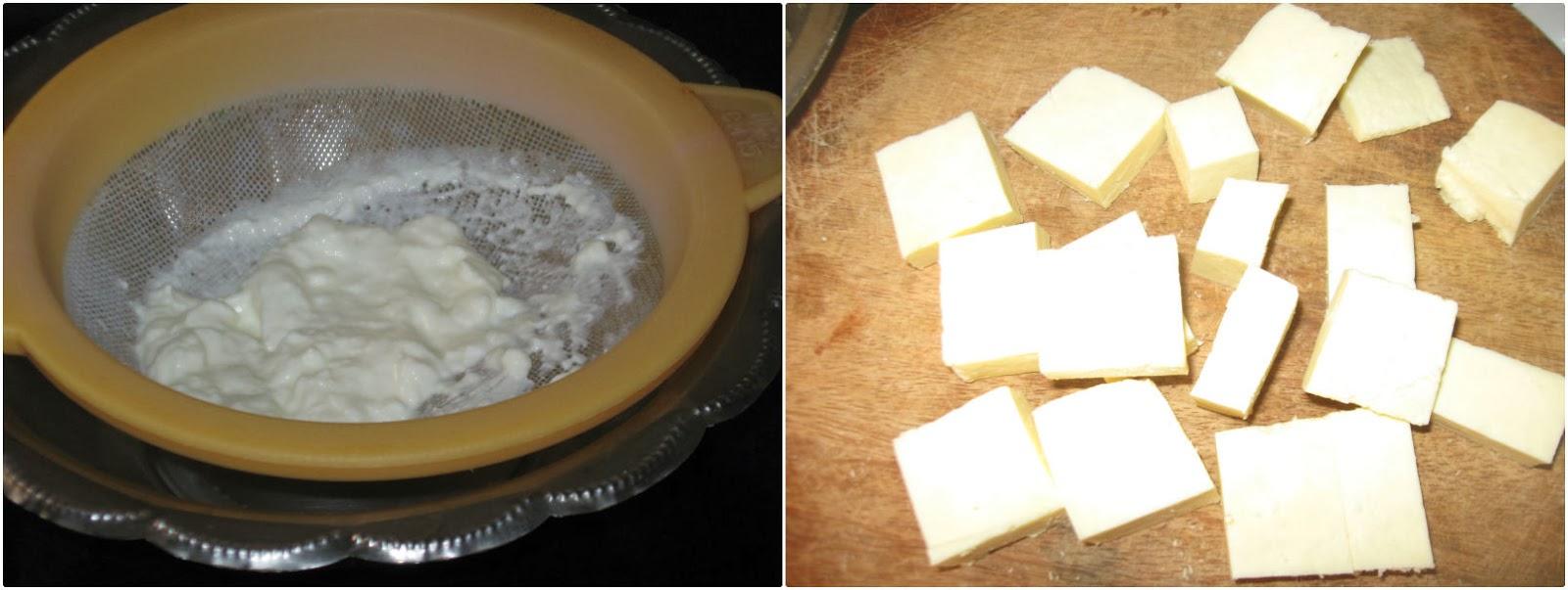 Paneer Tikka / Grilled Cottage Cheese