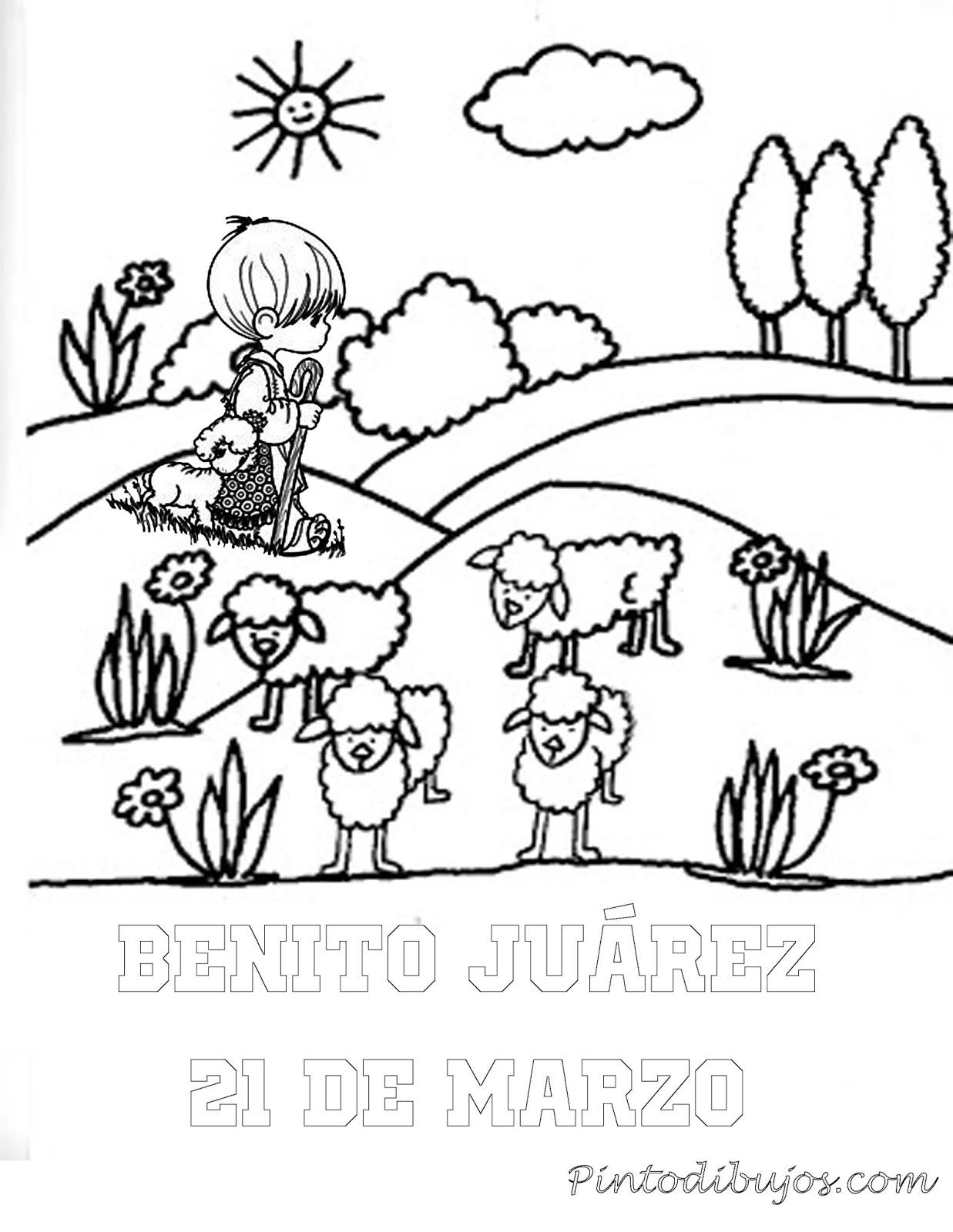 Increble Imagenes De San Benito Para Colorear