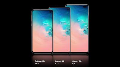 سلسة هواتف سامسونغ غالاكسي Galaxy S10 , Galaxy S10+ , Galaxy S10e