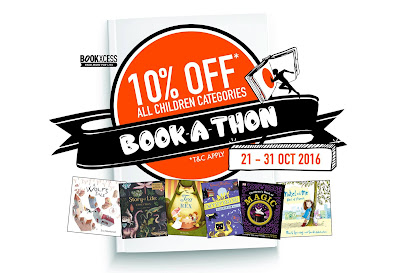 BookXcess Malaysia Discount Sale Children Titles