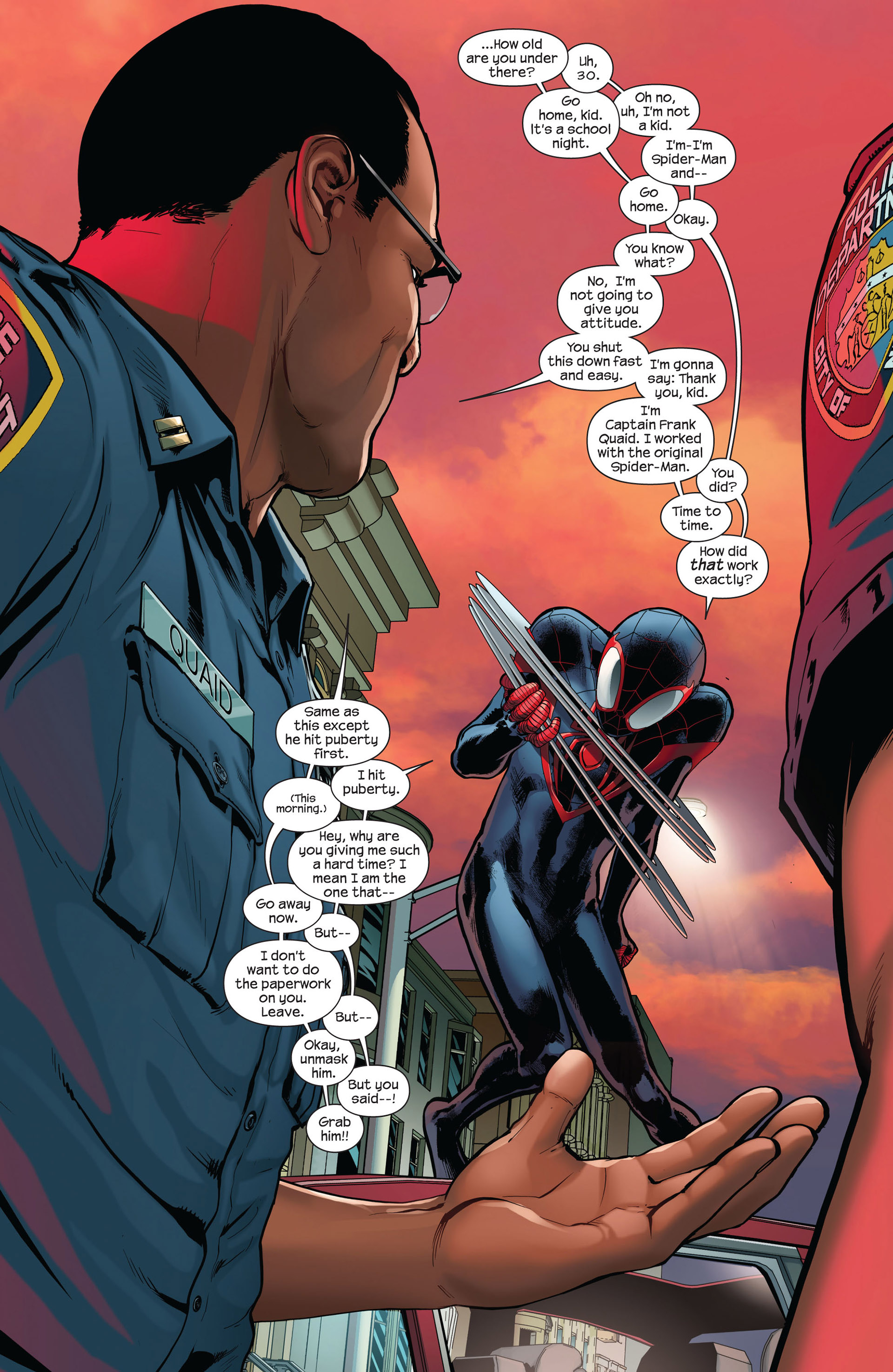 Read online Ultimate Comics Spider-Man (2011) comic -  Issue #9 - 5