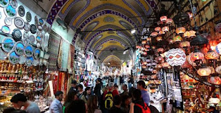 The Grand Bazaar is one of the most significant places in Istanbul.