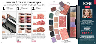 CATALOGUL ORIFLAME nr.1 21 ianuarie 2019 farduri the one