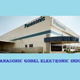 Loker Tahun 2019 PT Panasonic Gobel Energi Indonesia (PT. PECGI)