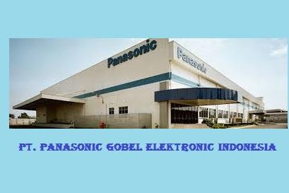 Loker Bulan September 2018 PT Panasonic Gobel Energi Indonesia (PT. PECGI)