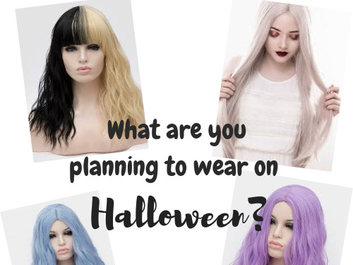 What are you planning to wear for Halloween?