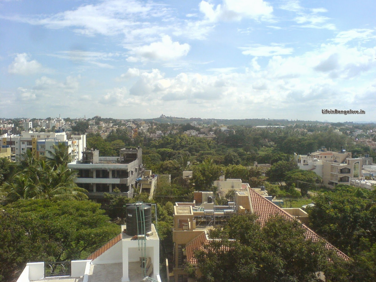 RR Nagar Photo Album Skyline