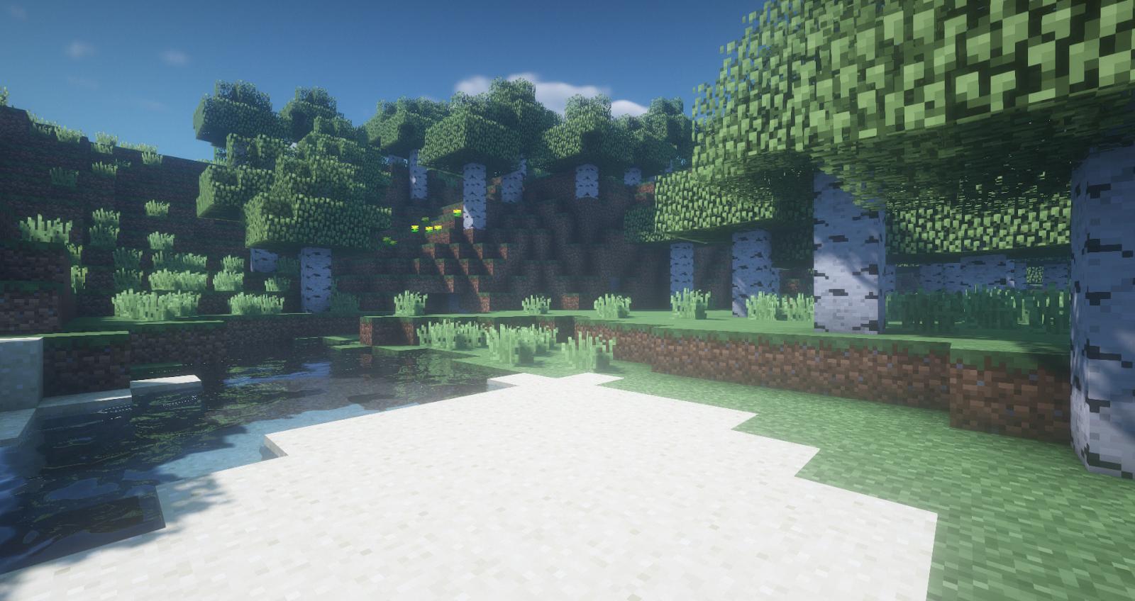 推薦五款Minecraft 1.12.2光影材質包-MCFuns