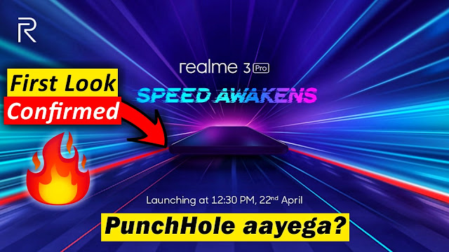 Realme 3 Pro First Look