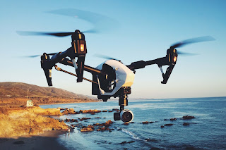 Какие дроны используют для профессиональных кино и видео съемок?