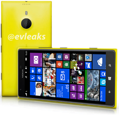 Nokia Lumia 1520 maybe unveiled during third week of October