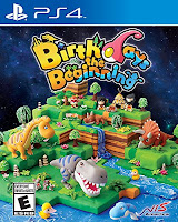 Birthdays The Beginning Game Cover PS4