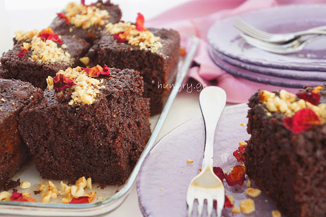 One Pot Chocolate Cake