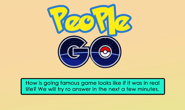 Pokemons and Famous People