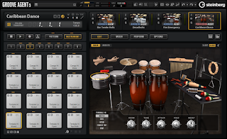 Steinberg Groove Agent 5 Full version + Content Groove Agent