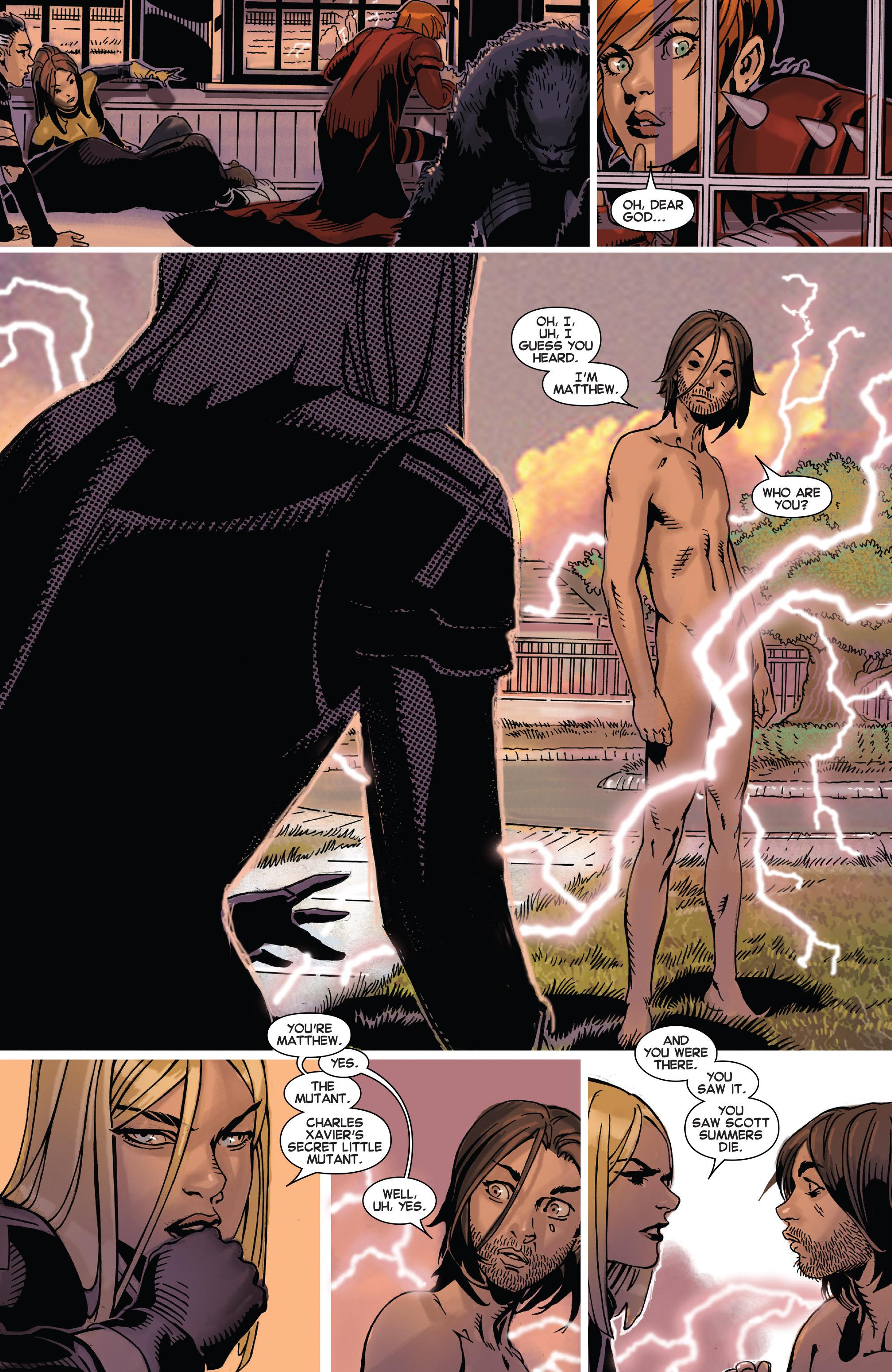 Read online Uncanny X-Men (2013) comic -  Issue #30 - 15