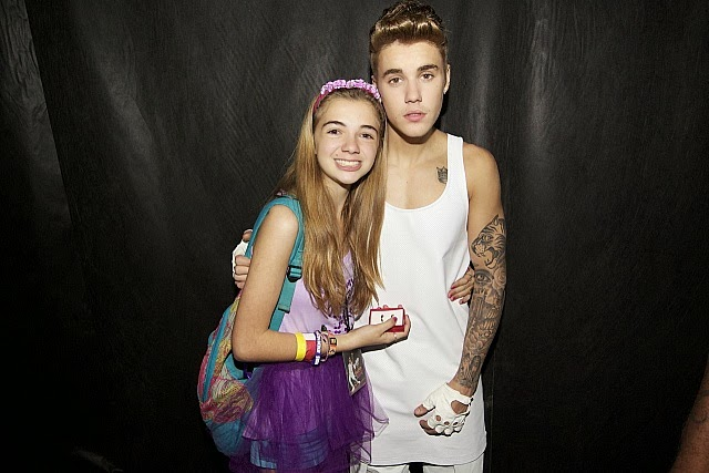 meet and greet justin bieber argentina 2011