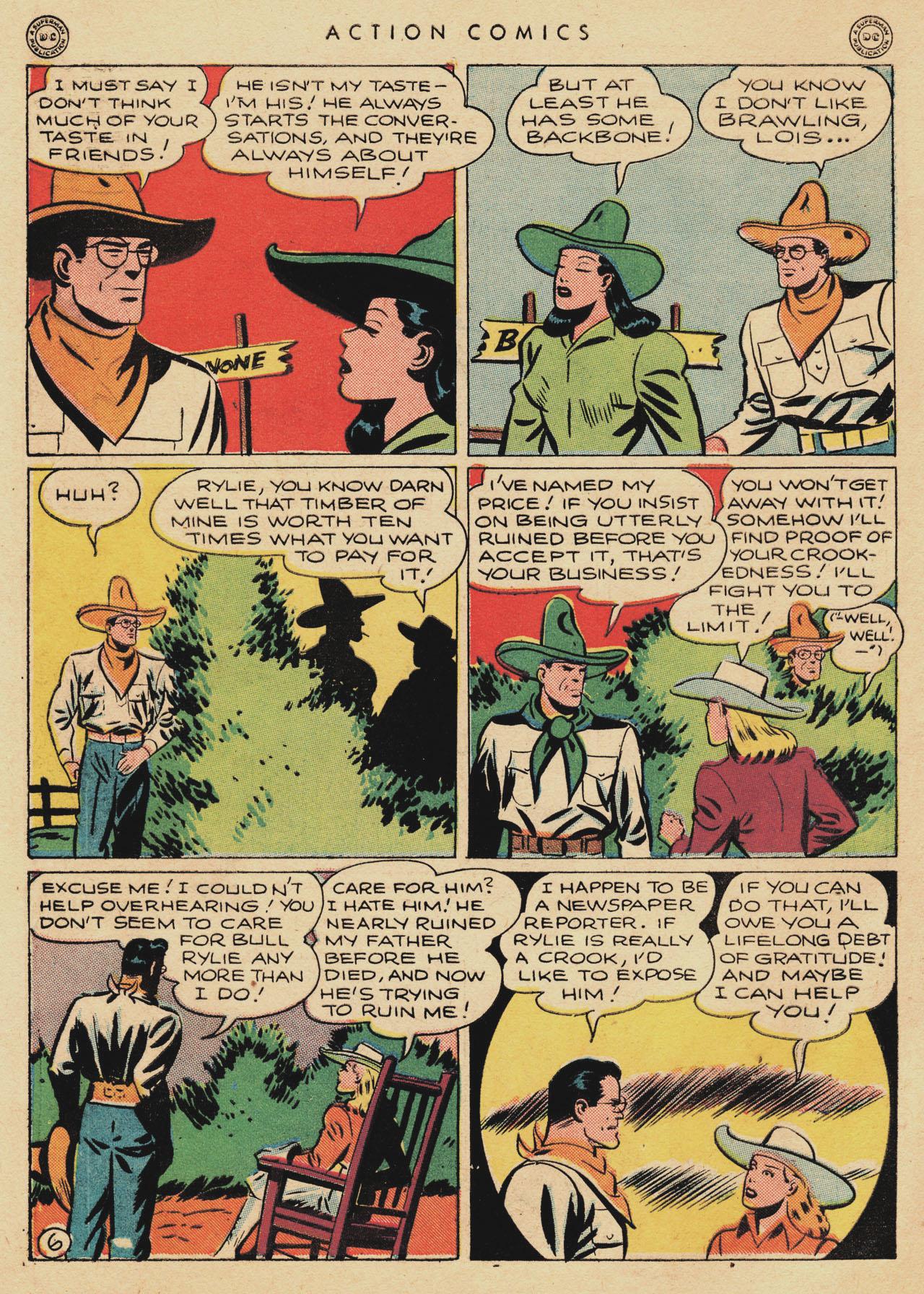 Action Comics (1938) 94 Page 7