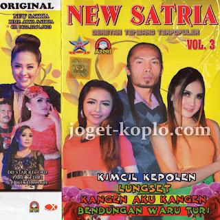 New Satria Vol 3 2017